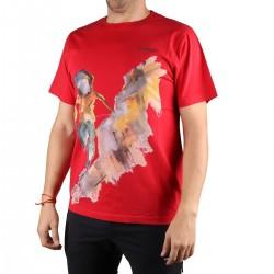 Trangoworld Camiseta Rockclimber Rojo Hombre