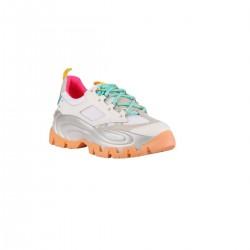 Liujo Zapatilla Wave 01 Sneaker Grey Gris Multicolor Mujer