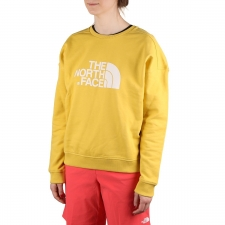 The North Face Sudadera Drew Peak Bamboo Yellow Mujer