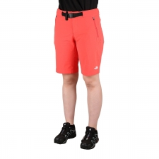 The North Face Short Speedlight Cayenne Red Rojo Mujer
