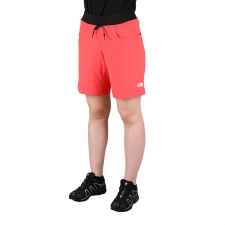 The North Face Short Climb Cayenne Red Rojo Mujer