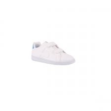 Nike Court Royale PSV White University Blue Blanco Azul Niño