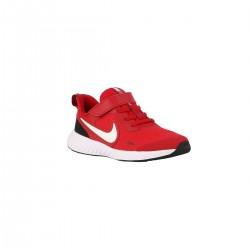 Nike Revolution 5 PSV Gym Red White Black Rojo Niño