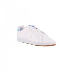 Nike Court Royale GS White University Blue Blanco Azul Celeste Niño
