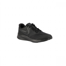 Nike Star Runner 2 GS Black Anthracite Negro Total Niño