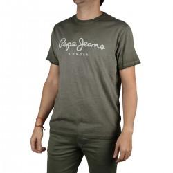 Pepe Jeans Camiseta Westsir Hunter Green Verde Hombre