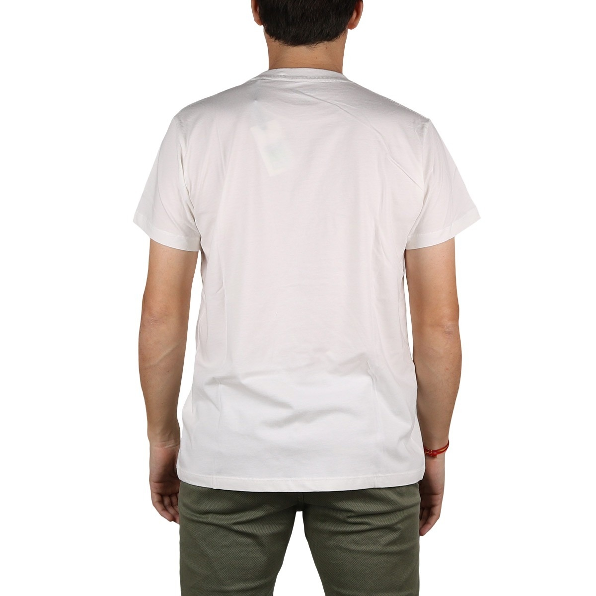 Pepe Jeans Camiseta Blackford Mousse Blanco Roto Hombre