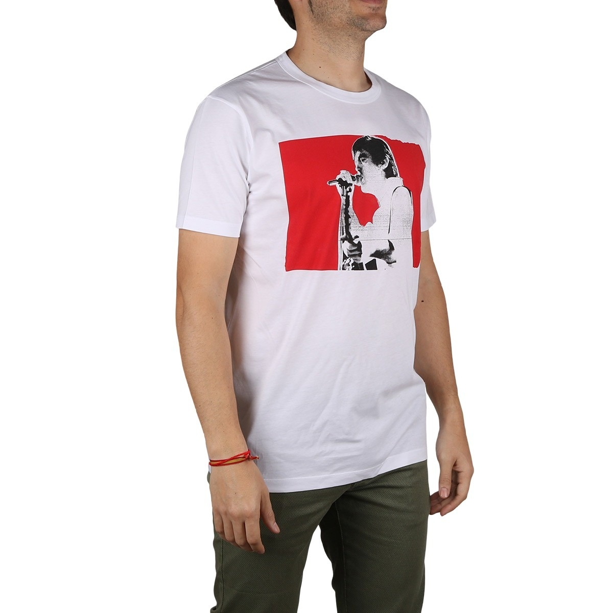 Pepe Jeans Camiseta Gillian Optic White Blanco Hombre