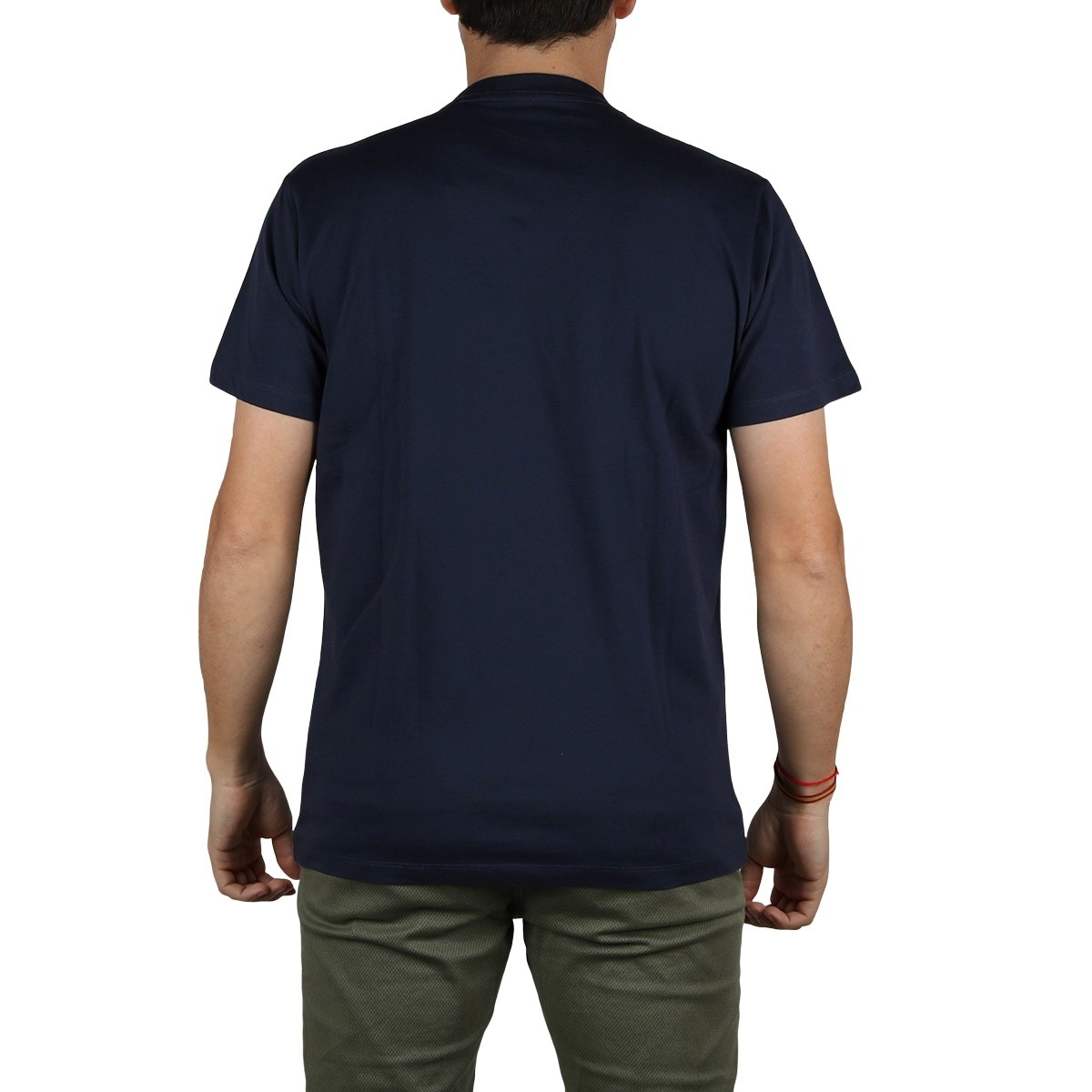 Pepe Jeans Camiseta Theo Old Navy Archive Azul Marino Hombre
