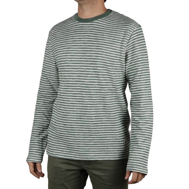 Pepe Jeans Camiseta Eliot Militia Verde Hombre