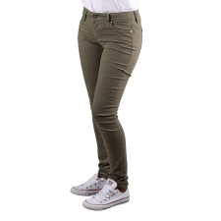 Pepe Jeans Pantalón Vaquero Skinny Soho Army Verde Mujer
