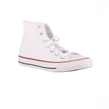 Converse Bota All Star Chuck Taylor Classic High Top Optical White Blanco Unisex
