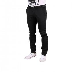 Pepe Jeans Pantalón Chino Charly Slim Black Negro Hombre