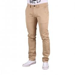 Pepe Jeans Pantalón Chino Sloane Malt Camel Claro Hombre