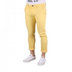 Pepe Jeans Pantalón Chino Charly Slim Solar Amarillo Hombre