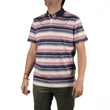 Pepe Jeans Polo Lucius Multicolor Rayas Hombre