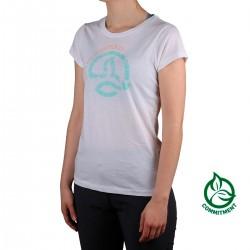 Ternua Camiseta Luzon White Blanca Mujer