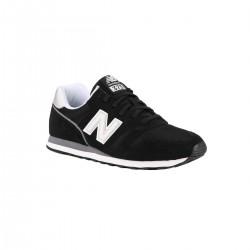 New Balance Zapatilla ML373 CA2 Negro Plata Hombre