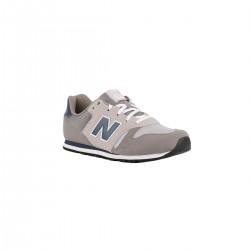 New Balance Zapatilla YC 373 KG Gris Azul Niño