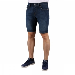 Levis Bermuda 502 Taper Shorts Blue Azul Oscuro Hombre
