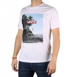 Levis Camiseta Graphic Tee Playa Hombre