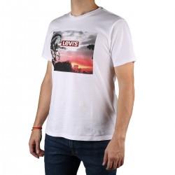 Levis Camiseta Graphic Tee Atardecer Hombre