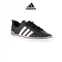 Adidas zapatilla Vs Pace Black White Negro Hombre
