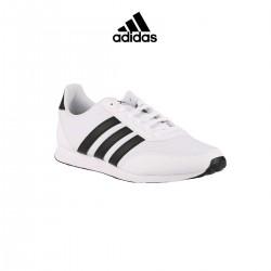 Adidas zapatilla V Racer 2.0 White/Black Blanco Hombre