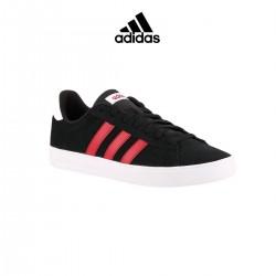 Adidas zapatilla Daily 2.0 Black Negro Rojo Hombre