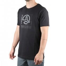 Ternua camiseta MARANAO Black Negra Hombre