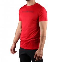 Trangoworld Camiseta Yesera Rojo Oscuro Hombre
