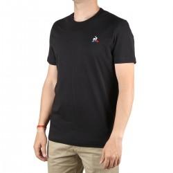 Le Coq Sportif Camiseta Essentiels Black Negro Hombre