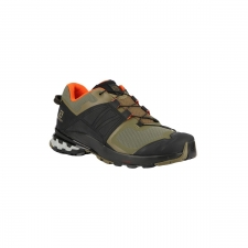 Salomon Zapatilla XA WILD Burnt Olive Black Exotic Orange Verde Caqui Naranja Hombre