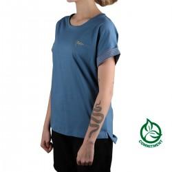 Astore Camiseta Nineu Li Estelar Azul Mujer