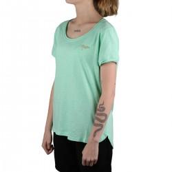 Astore Camiseta Nineu Chao Verde Agua Menta Mujer