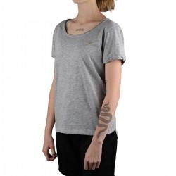 Astore Camiseta Nineu Chao Gris Jaspeado Mujer