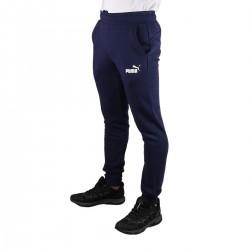 Puma Pantalón Essentials Sllim Pants Peacoat Azul Marino Hombre