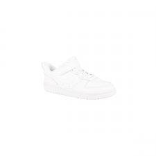 Nike Zapatilla Court Borough Low Blanca 2 Niño