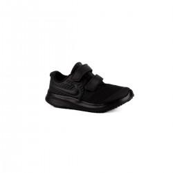 Nike Zapatilla Star Runner 2 TDV Negro Niño