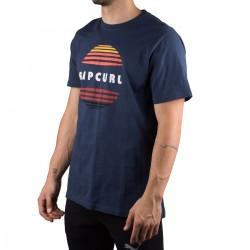 Rip Curl Camiseta El Mama Navy Azul Marino Hombre