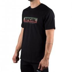 Rip Curl Camiseta El Mama Black Negro Hombre