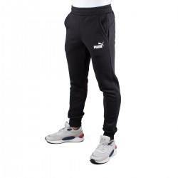 Puma Pantalón Essentials Slim Pants Black Negro Hombre