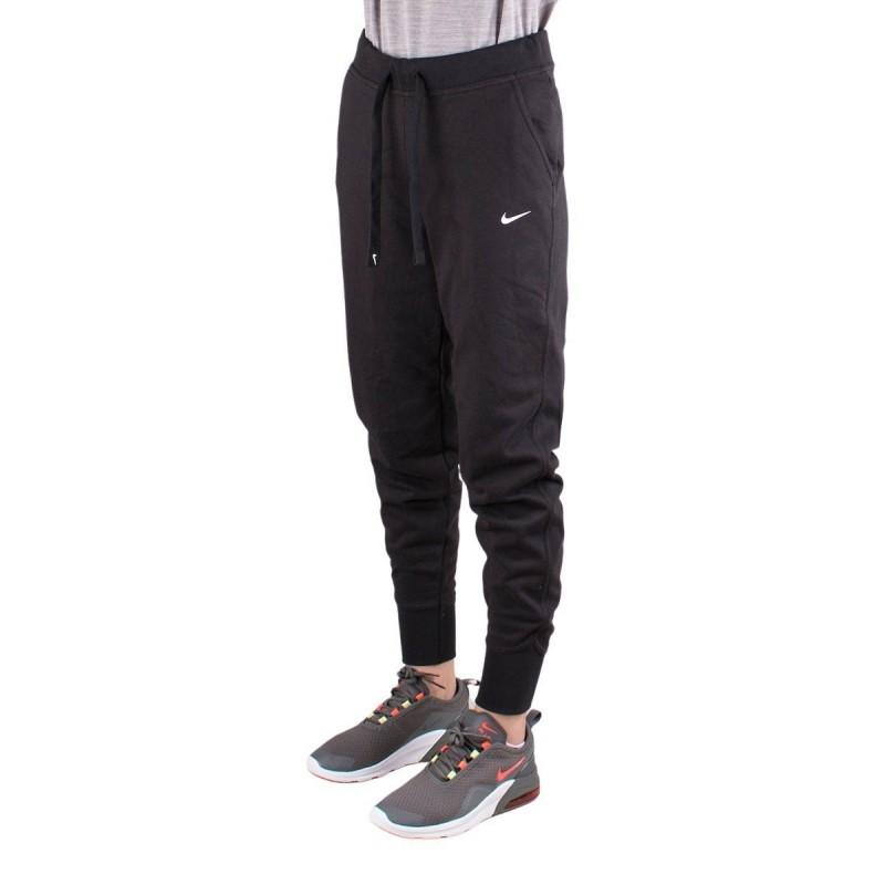 solar aleatorio Coherente  Nike Pantalón chándal DRI-FIT GET FIT Black Negro Mujer