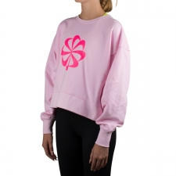 Nike Sudadera Iconclash Dri-FIT Rosa Mujer