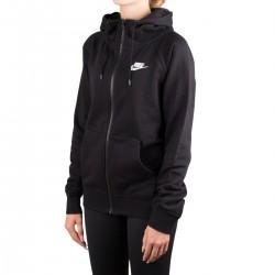 Nike Sudadera Sportswear Essential Black Negro Mujer
