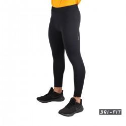 Nike Malla larga Yoga 3/4 Infinalon Negro Hombre