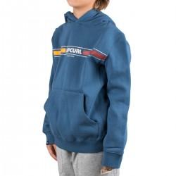 Rip Curl Sudadera Mama Horizon Hood Fleece Boys Blue Azul Niño
