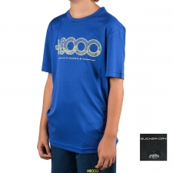 +8000 Camiseta Walk J 20V Azul Intenso Niño