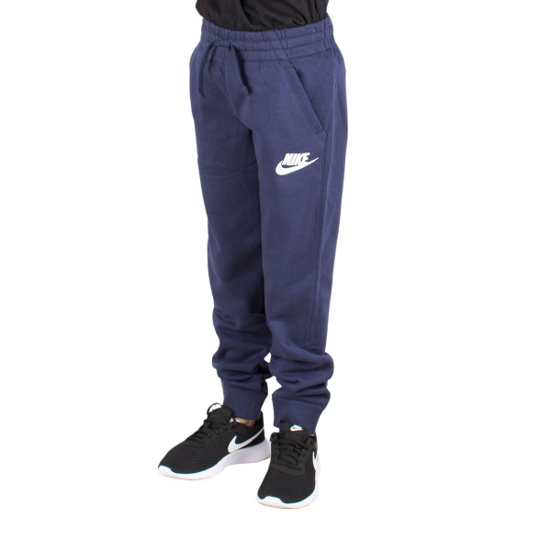 Nike Pantalon De Chandal Sportswear Club Fleece Jogger Azul Nino