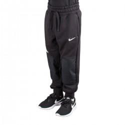 Nike Pantalón de chándal Air Fleece Negro Niño